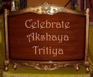 Akshaya Tritiya 